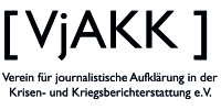 VjAKK - Association for Journalistic Enlightenment in Crisis and War Reporting